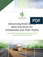 TSR Best Practices Report