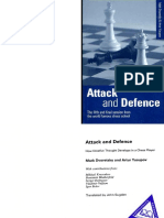 Chess Attack and Defence