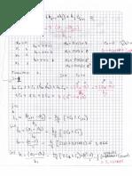 Splines Cubicos Formulas