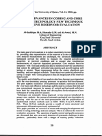 Recent Advances in Coring and Core Analysis for Reservoir Evaluation