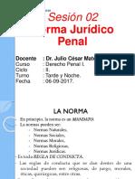 Sesión 02 - Derecho Penal I (1)