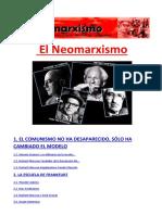 El Neomarxismo