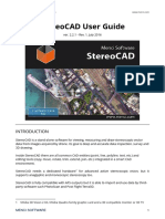 StereoCad 2.2.1 - User Guide (Ingles)