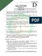 RRB Junior Engineer Civil solved model question paper 5.pdf