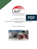Informe-Control de velocidad de un motor CD