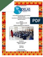 Modelo Pedagogico de Paraguay