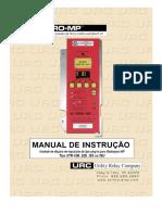 MANUAL de INSTRUÇÃO  Masterpact MP Tipo STR-18M, 28D, 38S Ou 58U - PDF