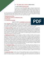 El Arbol de La Ciencia Resumen Partes 4 5 6 7