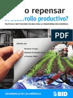 ¿Cómo repensar el desarrollo productivo- Políticas e instituciones sólidas para la transformación económica.pdf