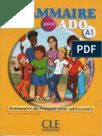 Grammaire Ado A1