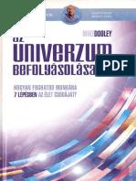 Mike Dooley - Az Univerzum Befolyásolása
