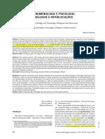 8-Holanda, A. (2009). Fenomenologia e Psicologia- Diálogos e Interlocuções. Revista Da Abordagem