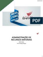 RFMPUMaterialAdministraodeMateriaisAula 1 a 8