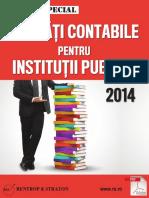Raport Noutati Contabile 2014 IP