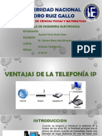Ventajas de Telefonia IP