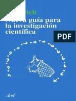 Dieterich Heinz Nueva Guia Para La Investigacion Cientifica