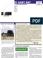 Day Fall 2010 Newsletter