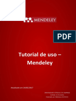 Tutorial Mendeley Pietra