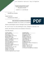 Erica Kinsman v. Jameis Winston motion to dismiss