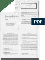 La Tesis Doctoral (Tomado de Manual de Investigacion Literaria)