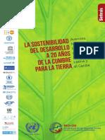 Desarrollo sostenible Naciones Unidas 2012