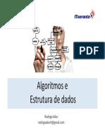 ITNerantes - Estrutura de Dados - Modulo I - Com Respostas