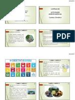 Ecología y Educación Ambiental III Capítulo Cambio Climático
