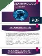 Psiconeuroinmunología y Salud