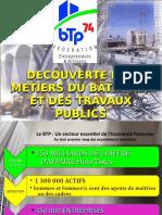 Promotion Metiers Btp