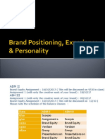 Session 5 Brand Personality and Experience