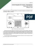 Consola Integrada de Control y Telemedición Bertotto_CODE-MOSS