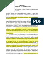 José Gaos en Torno a La Filosofía Mexicana Cap II