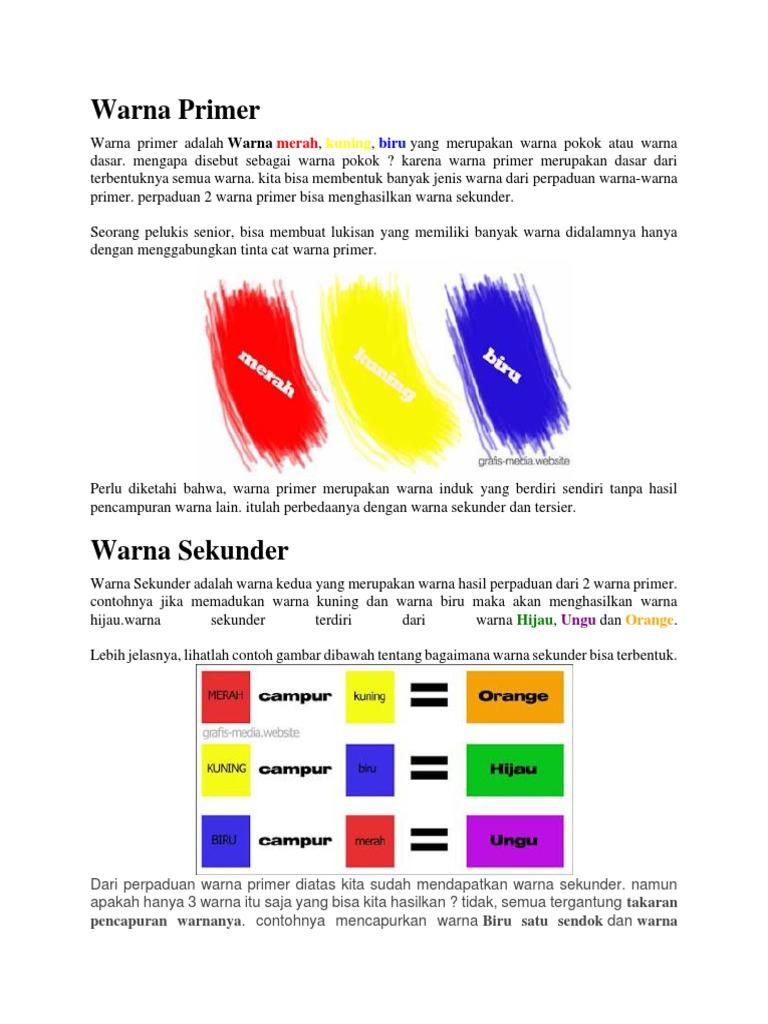 Hasil Campuran Warna Hijau Dan Kuning   Ide Perpaduan Warna