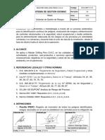 ESG-MDP-01-01 Estándar Gestión de Riesgos