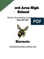 17-18 cheerleading constitution