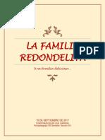 Cuento Familia Redondela- Constanza Leal