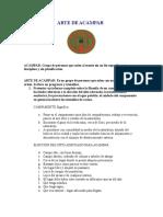 8. Arte de Acampar General-Especialidad Desarrollada.doc