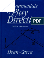 Dean, Alexander, Lawrence Carra - Fundamentals of Play Directing