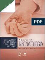 Manual de Neonatologia Cloherty 7ed