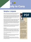 Sulphur Cargoes.pdf