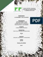 Monografia Economia y Sus Alcances