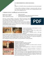 Prótese - Prova Da Infraestrutura e Procedimentos Clínicos de Solda