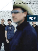 0934 - U2 - The Piano Collection