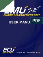 Emu Manual