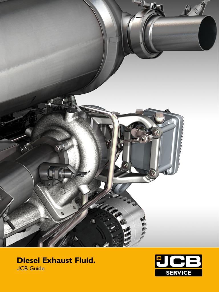 Jcb-Def Dealer Guide 2015 - Final   Exhaust Gas   N Ox