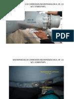 Discrepancias de Corrosion Encontradas en El Vr -14 n.s. 0708037mp1