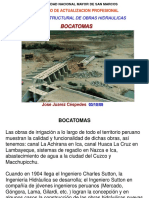 Capitulo - Vi - Bocatomas i - 2009-Jjc