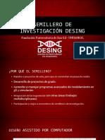 Semillero de Investigación DESING
