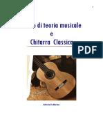 De Martino, Roberto - Lezioni - Corso Di Teoria Musicale E Chitarra Classica
