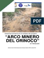 DDHH en El Contexto Del AMO en Venezuela